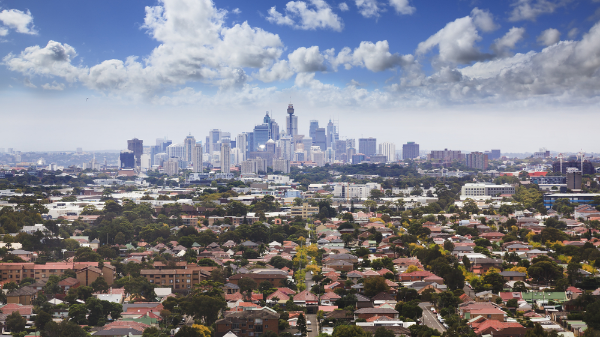 Sydney landlords crushed by falling rents