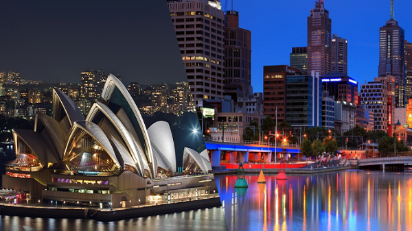 Value of Sydney and Melbourne properties tipped to fall dramatically