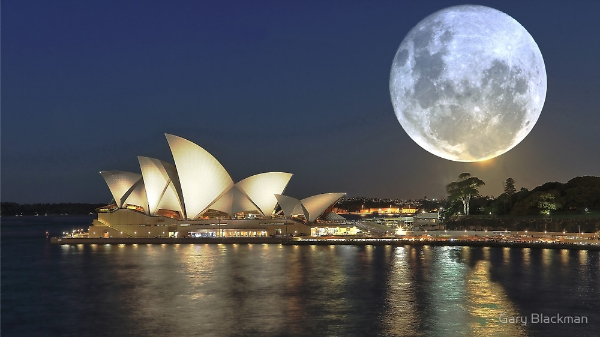 Best places to find the Super Moon