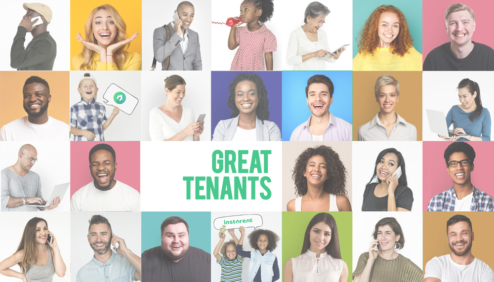 How can Instarent find you a tenant?