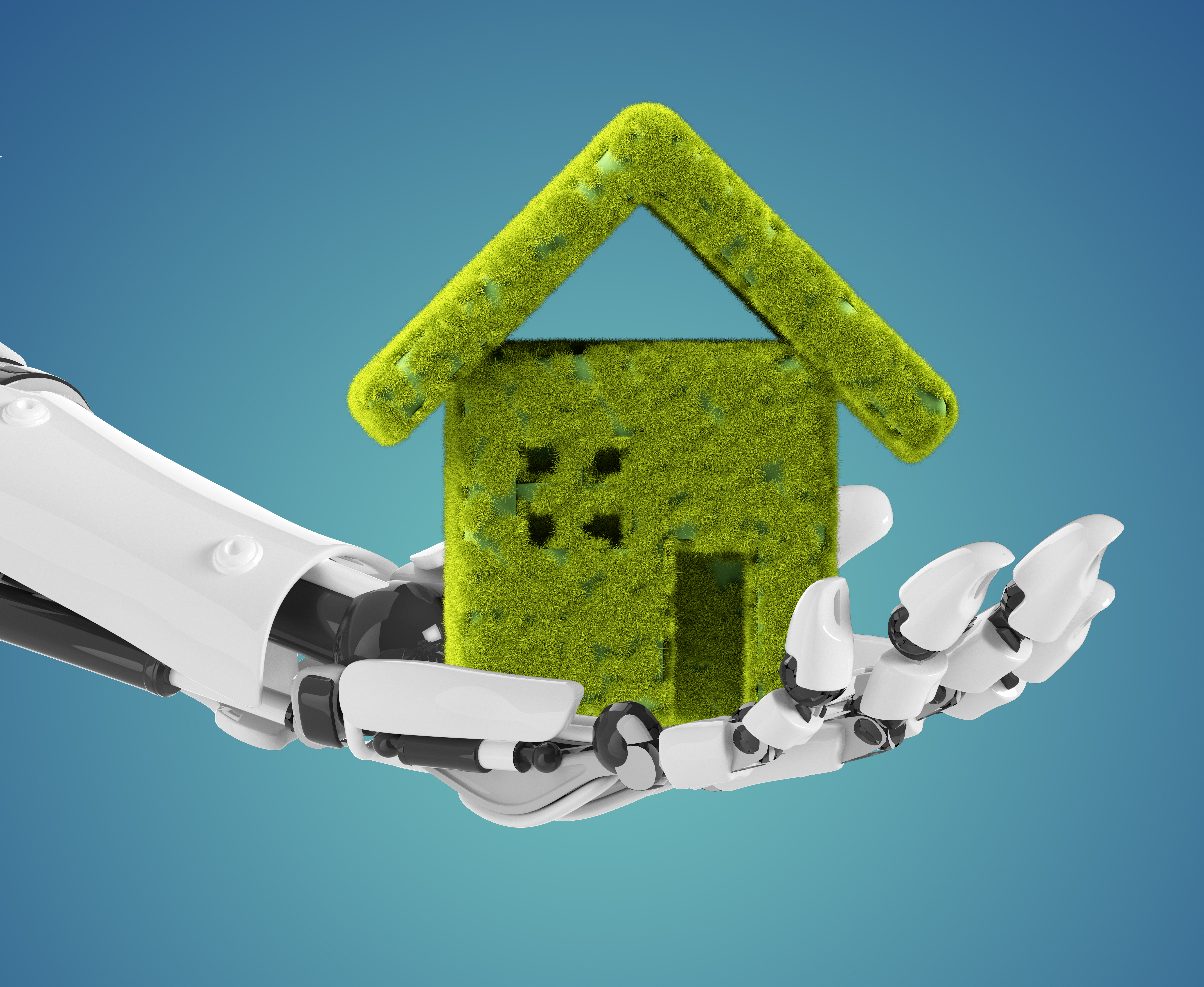 How will Artificial Intelligence and automation affect the real-estate industry?