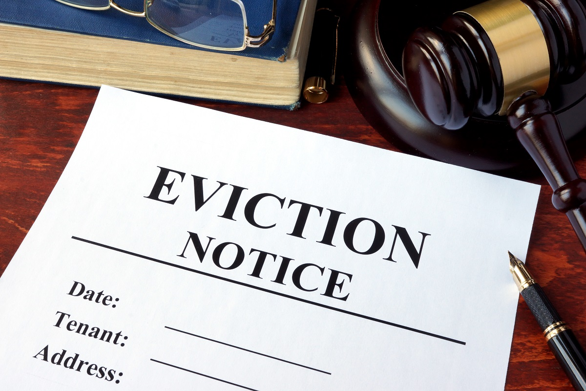 What To Do If You Want to Evict a Bad Tenant